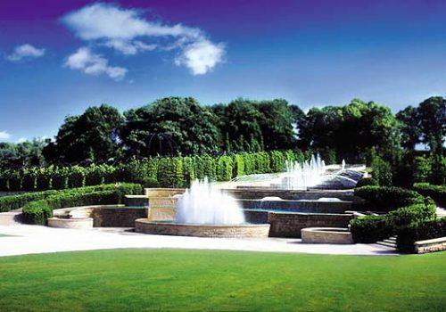 alnwick garden-grand cascade